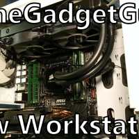 Build Your Own PC! SomeGadgetGuy's New Video Editing Workstation for 2015!