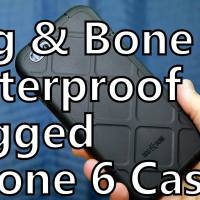 Review: Dog & Bone Wetsuit case for iPhone 6 - Slim, Rugged, and Waterproof!