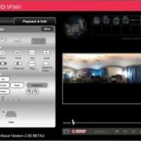 Kodak Updates Pixpro SP360 Software for Better Youtube 360 Degree Video Support