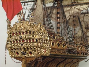 Man Of War Ship