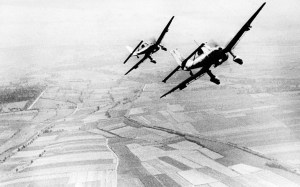 Battle of Britain German attack