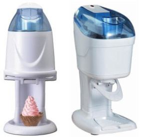 Electric Ice Cream Maker