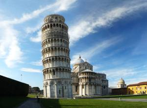 How Leaning Tower of Pisa was Built