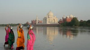 Taj Mahal Water supply