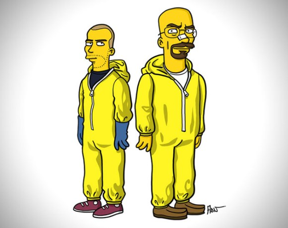 Simpsons - Breaking Bad (1)