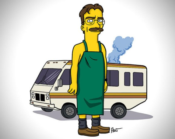 Simpsons - Breaking Bad (2)