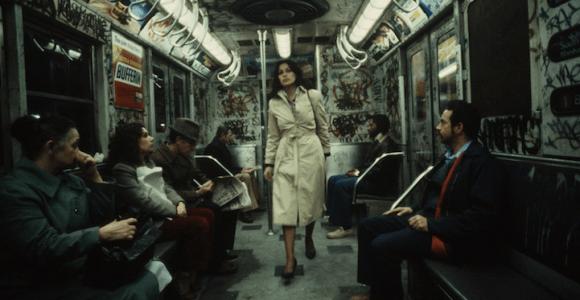 Fotos do metrô de Nova York revelam cenário extremo na década de 1980