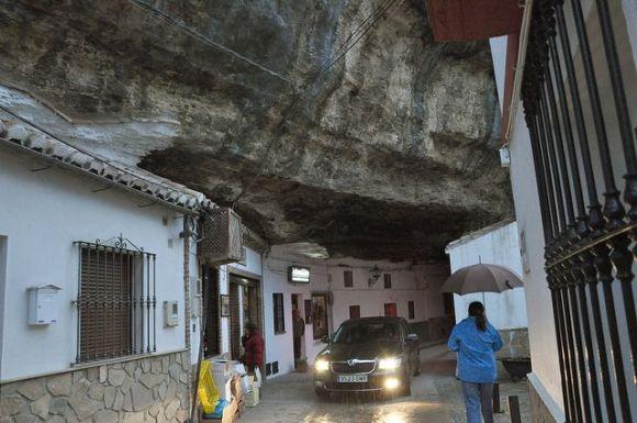 Setenil de las Bodegas - cidade sob pedras (8)