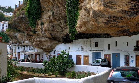 Setenil de las Bodegas - cidade sob pedras (9)