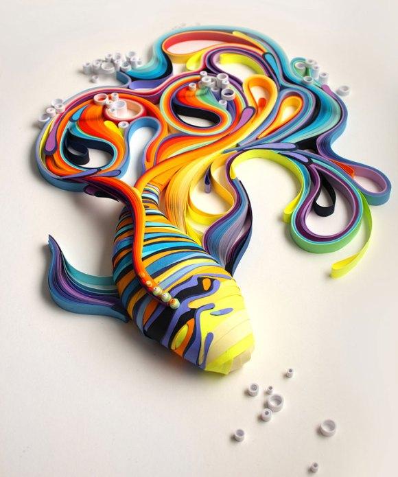 Arte em papel (1)