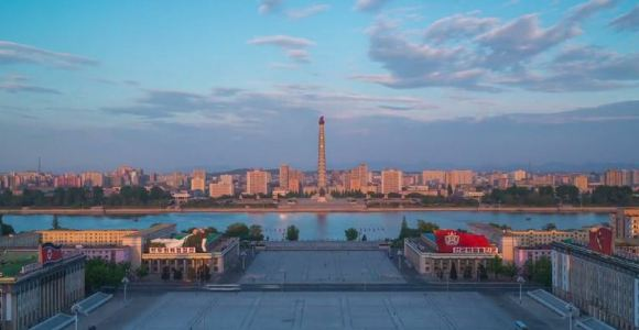 Vídeo em time-lapse retrata a Coreia do Norte e desconstrói estereótipos