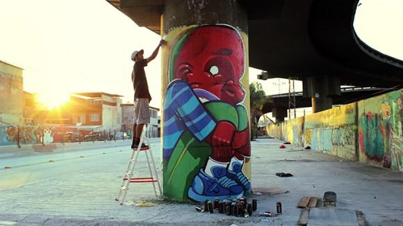Grafite - Brasil - Bruno Life - 1