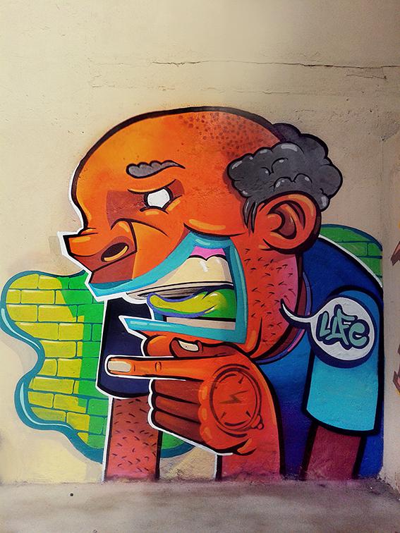 Grafite - Brasil - Bruno Life - 7