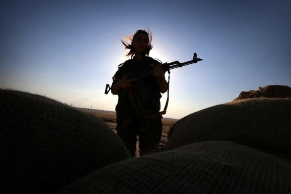 """TOPSHOTS 2014-IRAQ-IRAN-KURDS-PAK-FEMALE"""