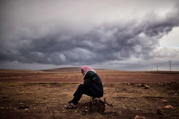 """""""TOPSHOTS 2014-TURKEY-SYRIA-CONFLICT-KURDS"""""""