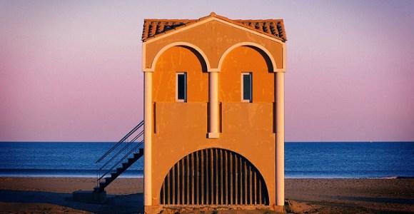 25 vezes em que arquitetos e construtores criaram casas com 'rostos humanos'