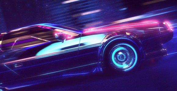 """Assista a esta incrível animação e seja transportado para o """"futurismo dos anos 80″"""