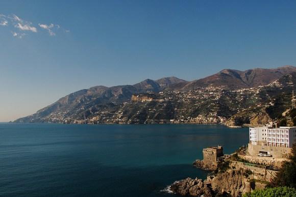 Costa Amalfitana - Itália 8