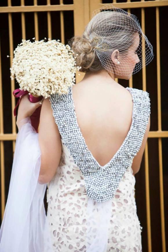 Vestidos de noiva com sacos de cimento 6