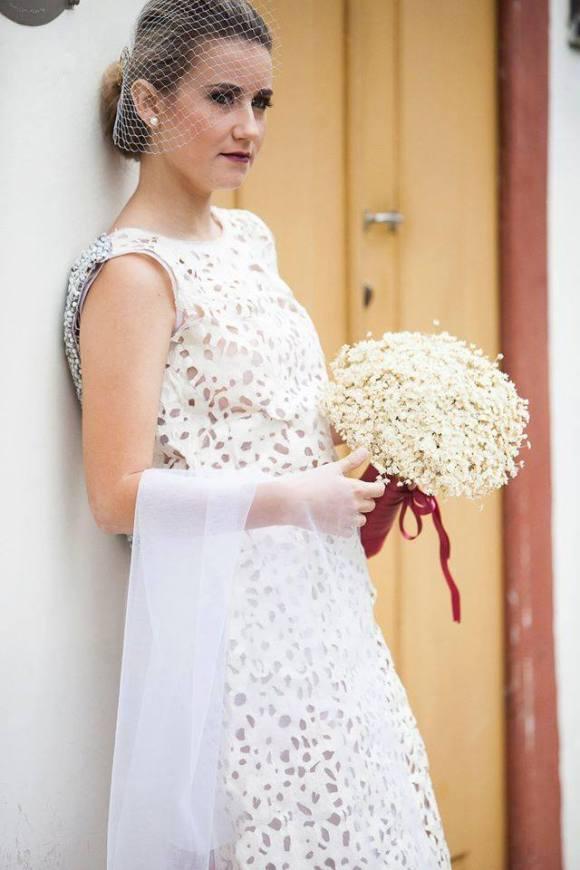 Vestidos de noiva com sacos de cimento 7