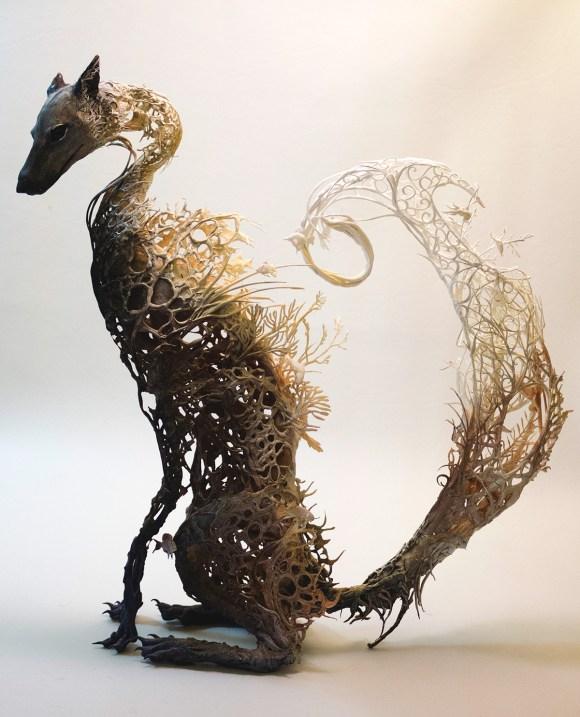 Esculturas surrealistas 2