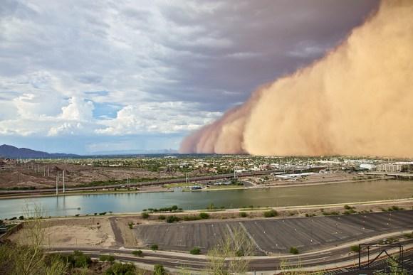 Tempestade de areia 1