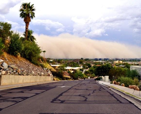 Tempestade de areia 11