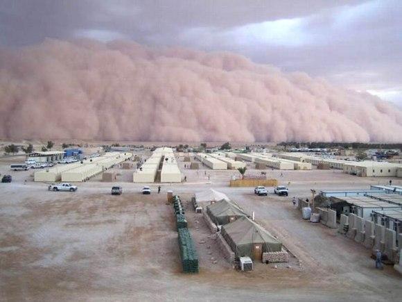 Tempestade de areia 12