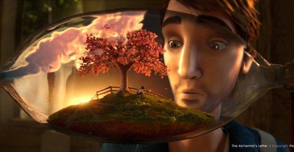 Com visual e roteiro poderosos, essa animação cativa do primeiro ao último segundo