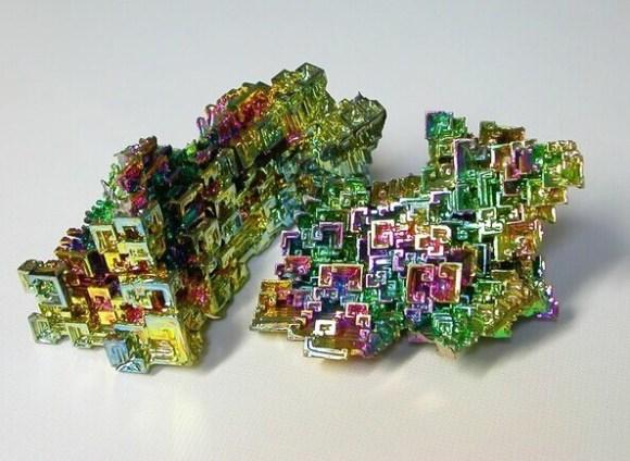cristal de bismuto 13