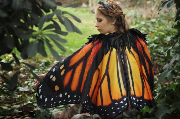 Lenço borboleta 3