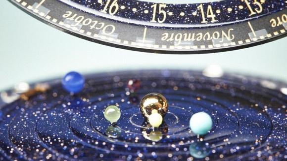 Relógio planetário 2