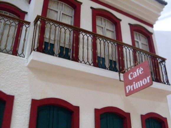 Miniaturas de cenários mineiros - maquetes de Minas Gerais 4