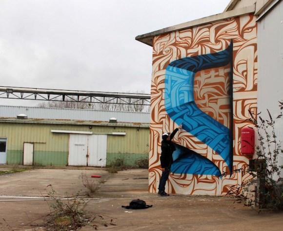 Grafite 3D parece portal 4