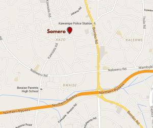 Somero-map
