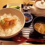 京都駅で人気の鯛丼が楽しめる「はしたて」にランチに行って来ました!