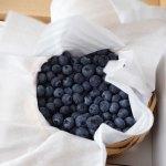 愛媛県新居浜市からふるさと納税の無農薬ブルーベリーと無添加のブルーベリージャムが届きました!