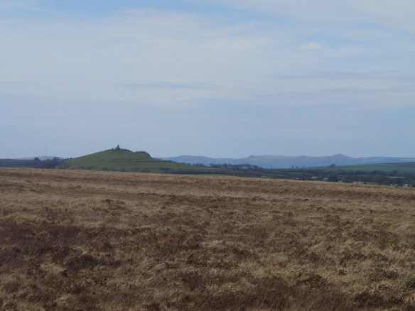 Brentor and beyond.