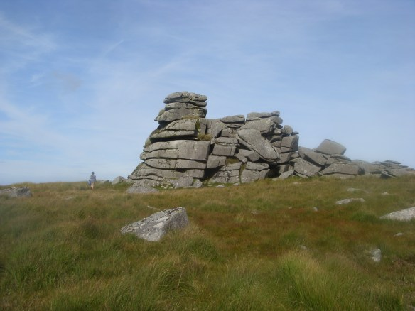 Arrival: Fur Tor - The Queen of the Moor
