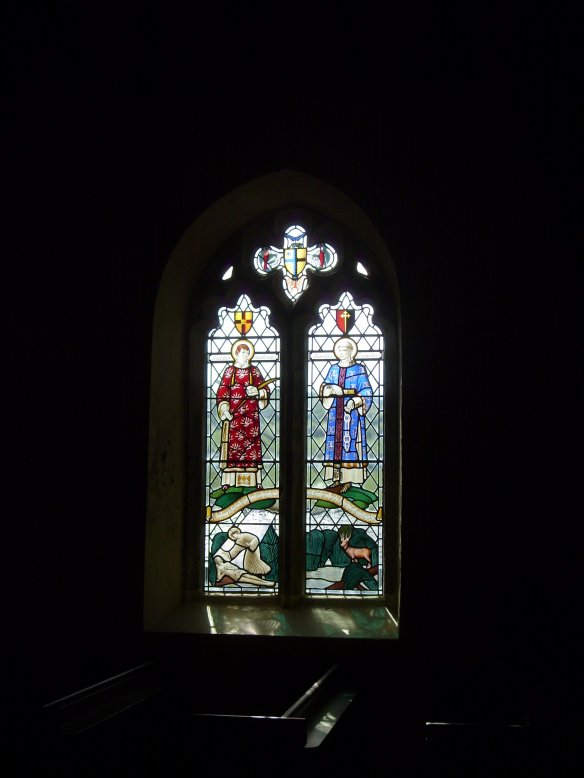 The Sarawak Window - Saint Leonard's Sheepstor