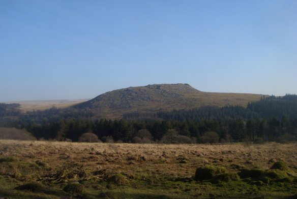 Sheeps Tor, Dartmoor