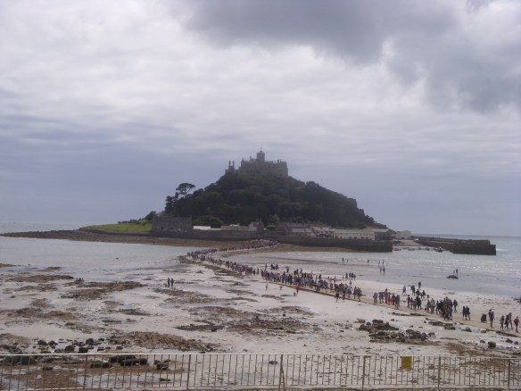 St. Michael's Mount - Cornwall