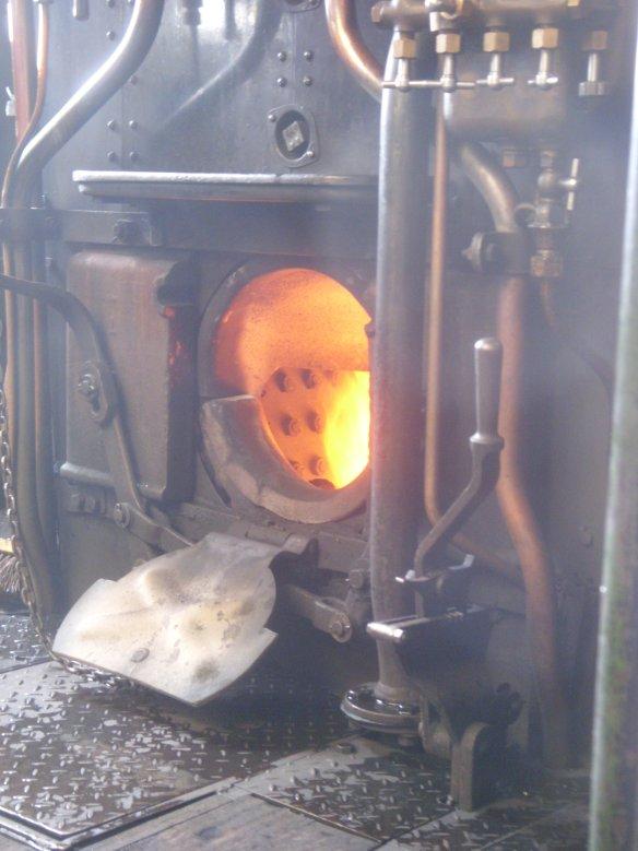 The Paignton and Dartmouth Steam Railway.