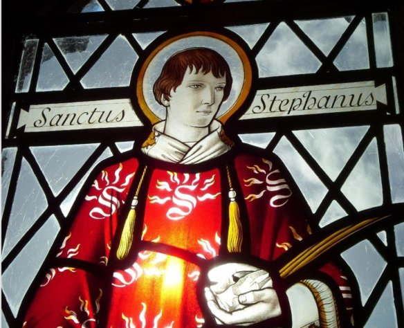 Inside St. Leonard's - Sheepstor