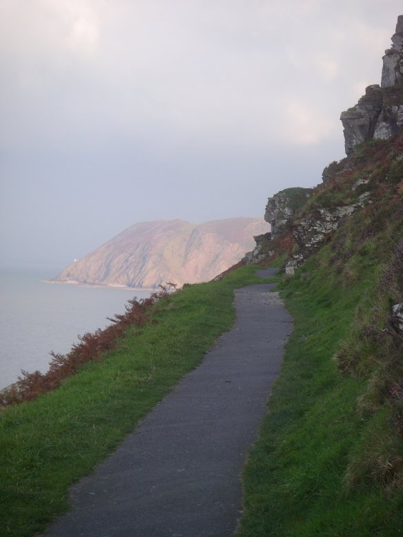 Valley of the Rocks - Exmoor