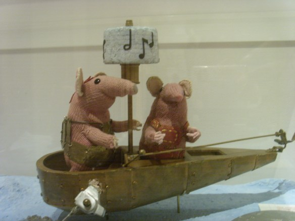 ST833097 Clangers - Burton Art Gallery. Something about Dartmoor