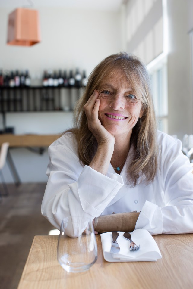 Ruth Rogers by Daniel Mahon (via Melbourne Food and Wine Festival)