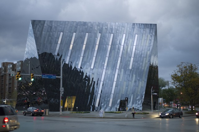 Museum of Contemporary Art, Cleveland (Photo by Stephen Gill)