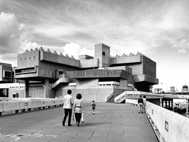 The Hayward Gallery (via Feilden Clegg Bradley)
