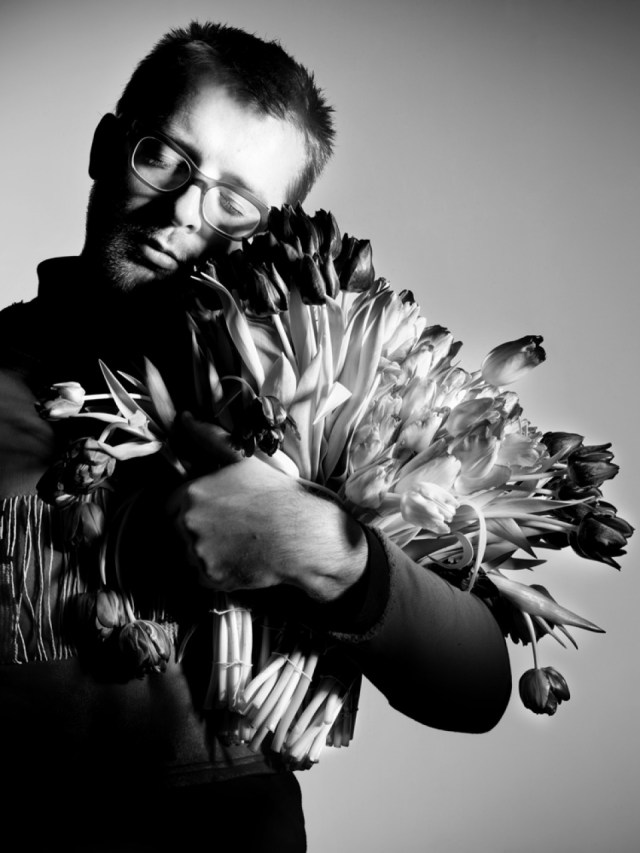 Charlie Porter by Nick Knight (courtesy of SHOWstudio)